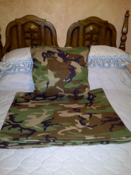 Warfare Prayer Pillow set